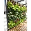 Plastics Vertical Garden Panel Set For Decoration