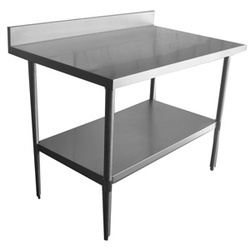 Metal And Stainless Steel Table