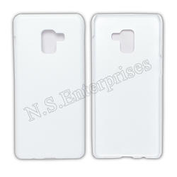 3D, Personalized White 3D Samsung A5 2018 Mobile Cover