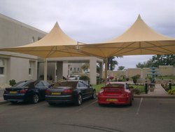 Car parking Conical structures