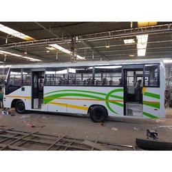 Staff AC Bus at Rs 1400000 /unit   बस की बॉडी, बस