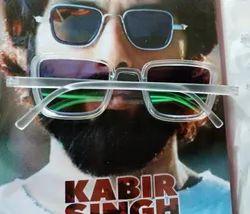 Fibre Polycarbonate Kabir Singh Sunglasses