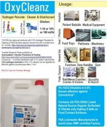 Surface Disinfectant - Hydrogen Peroxide