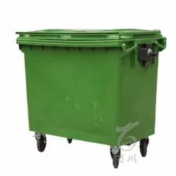 Big Wheel Container Dustbin