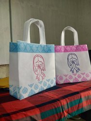 Printed Boxtype Thamboolam Bags