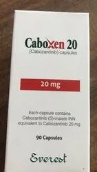 Cabozantinib Tablet caboxen 20mg