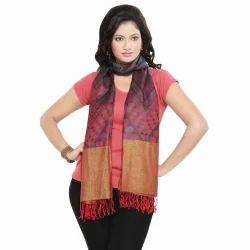 Kashmiri Reversible Warm Silk Stole 197