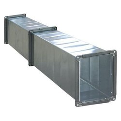 Rectangular Stainless Steel AC Duct