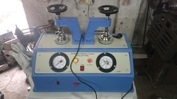 Analogue Corrugated Boards Bursting Strength Tester