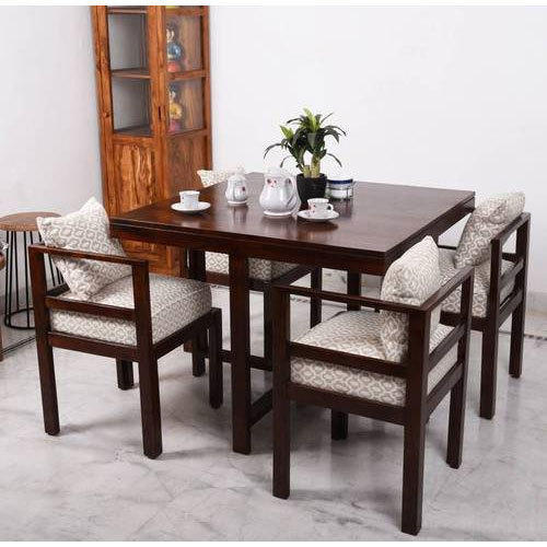 Brown Modern Dinning Table Set Rs 7000 Set Bifar Id 18647377488