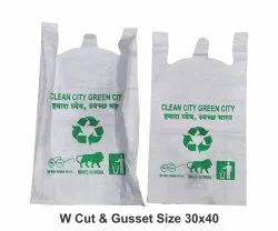Bio degradable shopping bag