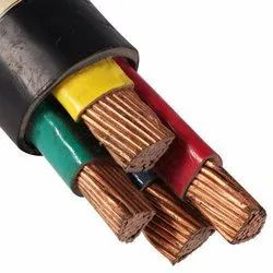 Udey Pyro Electric Power Cable, Nominal Voltage: 1100 V, Max. Bending Radius: 12 X Od