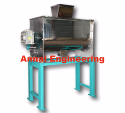 Annai Engineering 50kg Ribbon Blender, AnnaiSSBlend