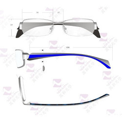SP013 Metal Optical Frames