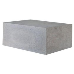 Rectangle AAC Building Block, Size: 6 inch
