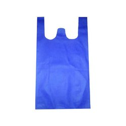 Plain Packaging Bags Non Woven W Cut Carry Bag, for Grocery