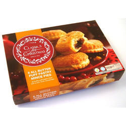 Biscuit Packaging Box