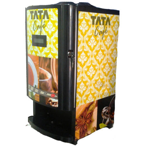Tata Semi Automatic Tea Vending Machine