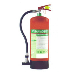 ABC 2 kg Fire Extinguishers Clean Agent