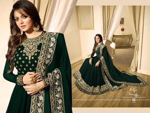 c7672f4be6 Indian Wedding Wear Outfit at Rs 1399 /piece | Indian Bridal Wear ...