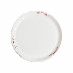 BAMBOO HONEY PLATE PLASTIC