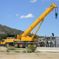 Hydraulic Mobile Crane Rental Service