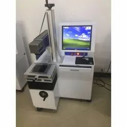 Fiber Metal Laser Marking Machine