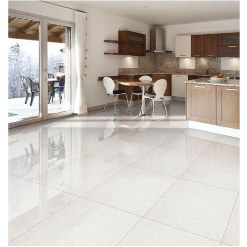 White Tile In Kitchen Floor: Exxaro White Kitchen Floor Tile, Crescent Trade Links