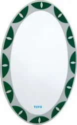 TOYO Frost Design Designer Mirror, For Home, Size: S 16 X 24