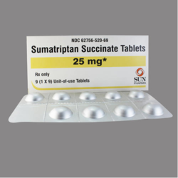Sumatriptan Succinate Tablet