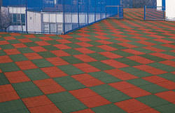 EPDM Rubber Flooring Services for Corporate Building