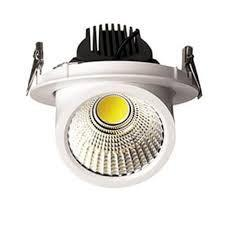 Compact 25w Zoom LED Cob Downlight