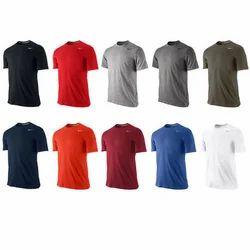 Designer Round Neck Sports T-Shirts