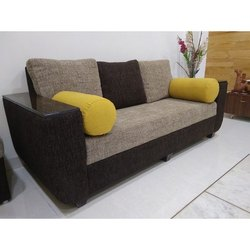 U Shape Three Seater Sofa