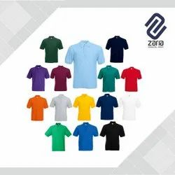 Promotional Collar T-Shirt Men & Women