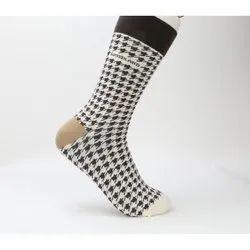 Woodland BD 151 Printed Full Length Men's Socks
