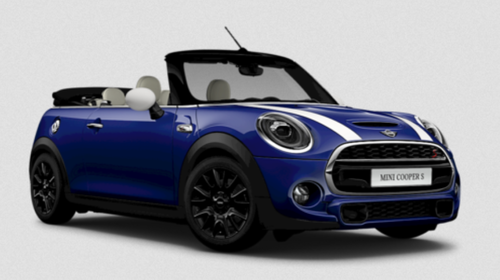 Mini Convertible Cooper S Car