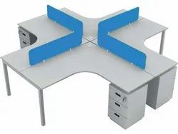 Modular Office Workstation Table
