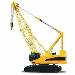 Crawler Crane Hiring Service