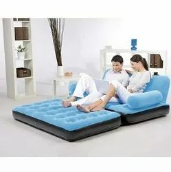 Mix American Bestway Air Sofa Cum Bed Colour, Size: 2 People, for Home