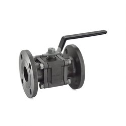1089 Cast Steel Three Piece Design Ball Valve