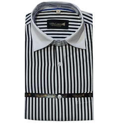 Mens Cotton Collar Neck Shirt, Size: Size: 36 to 42