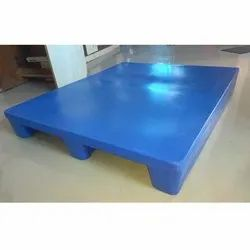Heavy Duty Plastic Pallet for Racking