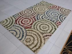 Design Printed Hand Tufted Carpets