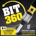 BIT 360 Screwdriver Multi Functional  360 Degree, Flexible Power Drill Bit Extender Extension