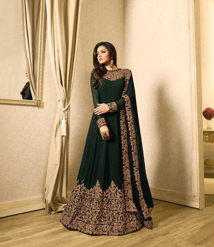 5b61c17636 LT nitya 1701-1710 Sethnic Drashti Dhami Suits in Georgette Heavy Work