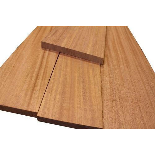 Brown Mahogany Wood Lumber