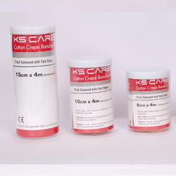 K. S. Surgical Cotton crepe bandage