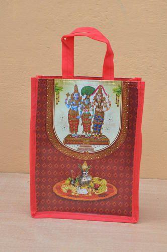 metallised non woven wedding gift bag at rs 16 bag wedding gift