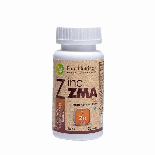 Pure Nutrition - Pure Nutrition Zinc ZMA Plus Wholesale